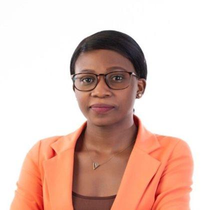 Retrato de Francelina Zambi